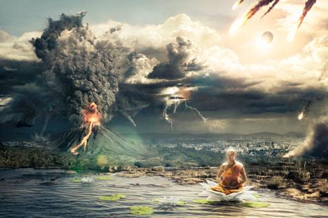 Конец света. Астрология