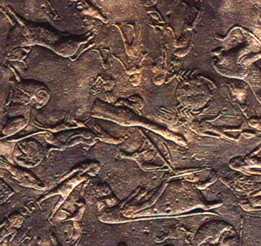 Сценарий спасения сириусийской цивилизации на круглом Дендерском зодиаке