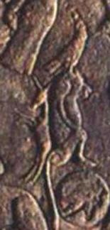 На голове подопытной обезьяны сидит Сокол [Гор]